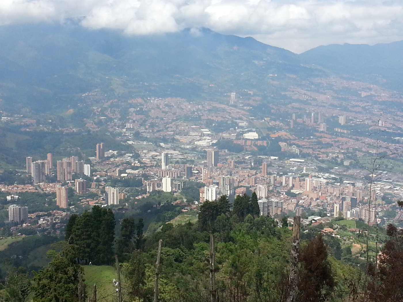International Real Estate Investment Colombia Medellin